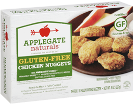 Applegate Gluten Free Chicken Nuggets Recalled