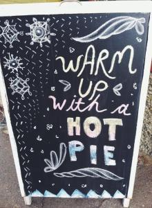 hot pie